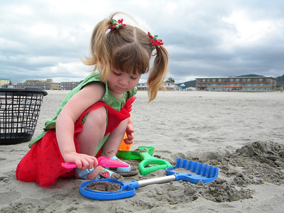 Izzie's Trip to Oregon and Washington by Becky