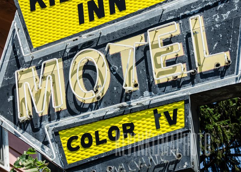 Motel - Color TV