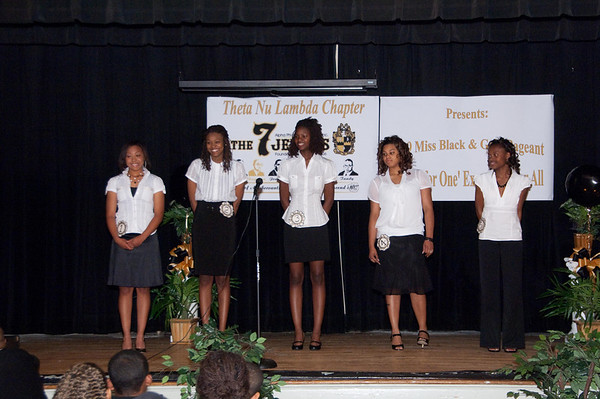 Black & Gold Pageant