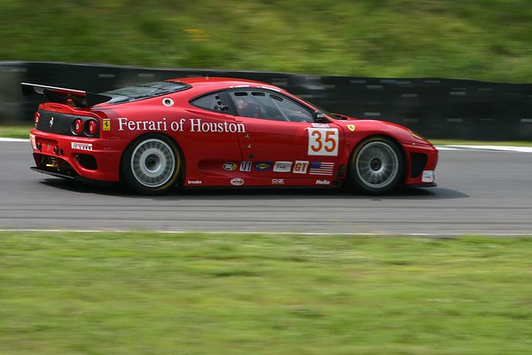 ALMS - Lime Rock, July, 2004