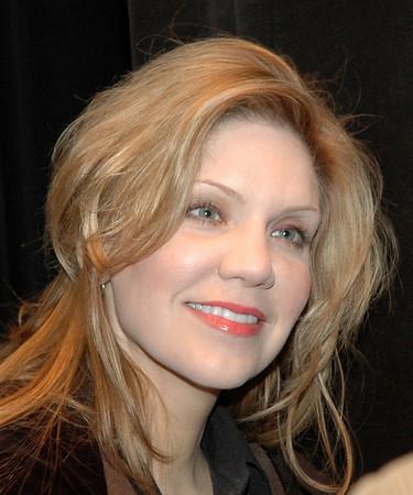 Alison Krauss winner of 20 Grammy Award Nominations
