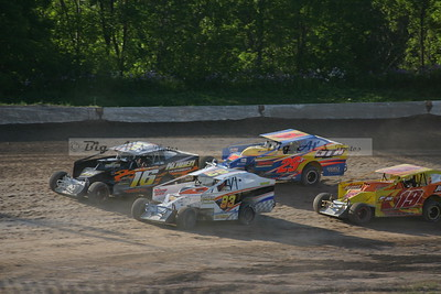 Cayuga County Speedway 2006