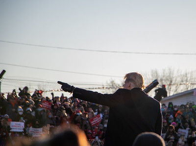 President Trump Rally in West Salem, WI 10-27-2020