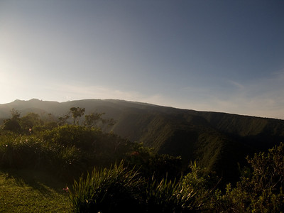Hawaii : Maui : West Maui mountains