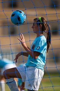 2011 PHS Soccer vs North Harrison