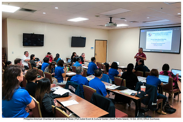 PACC-TX State Meeting at RGV