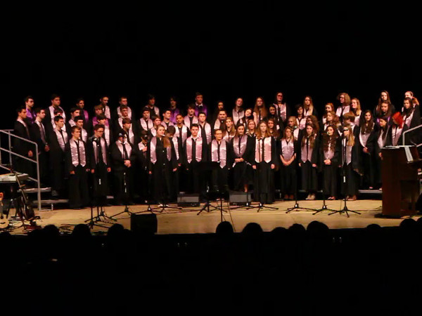 RHC Chorus 2014