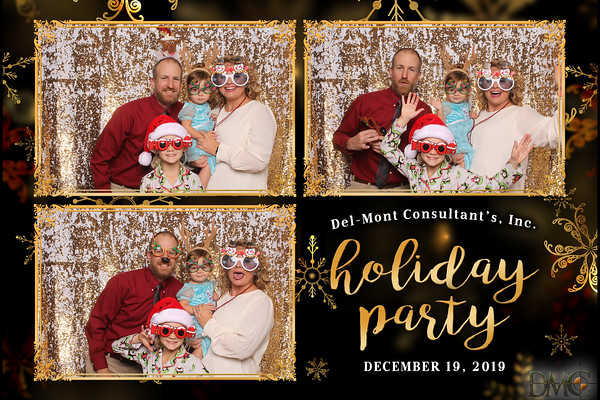 Del Mont Holiday Party 2019