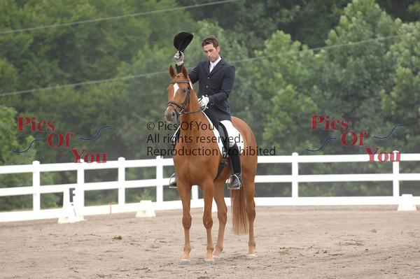 Dressage at Lexington 7-12-09