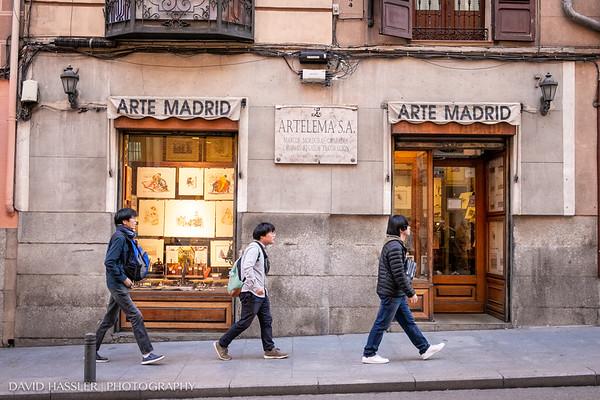 Places: Spain