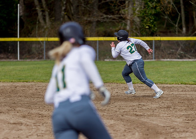 Set three: Vashon Island High School Fastpitch v Coupeville