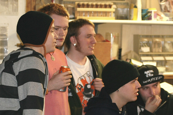 Christmas Crew 2006