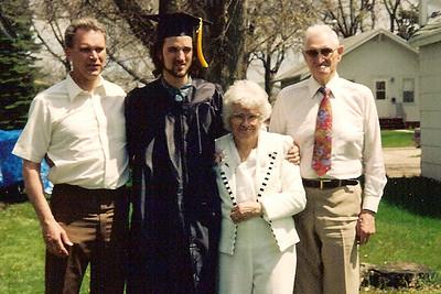 SDSU Graduation - 1994-05-07