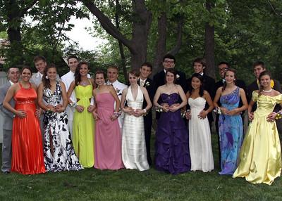 2012 Winnetonka Prom