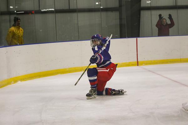 Boys' Varsity Hockey vs. Wyoming Seminar   November 22