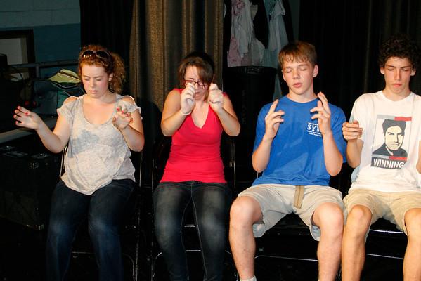 Coe-Brown Northwood Academy... September 7, 2012