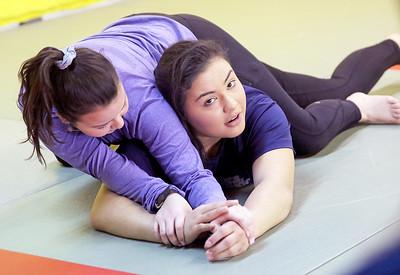 20180120 - LCJ - Self Defense Seminar benefits olympic hopeful (hrb)