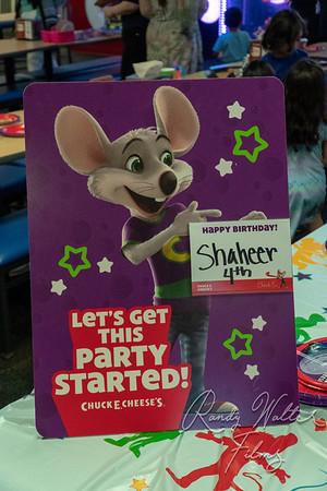 Shaheer 4th Birthday Party