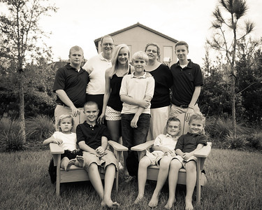 Eich Family September 2012