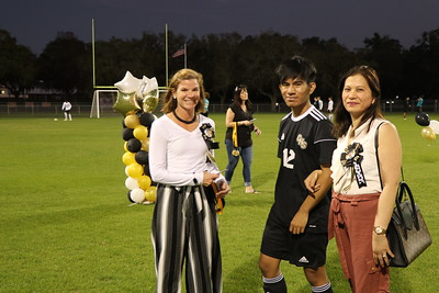 CHS Senior Soccer Night