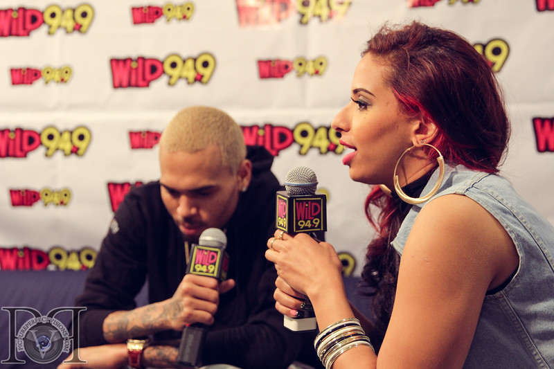 Wild Jam 2013 Nessa, Chris Brown, John Hart, Trey Songs Wild 949 451.jpg