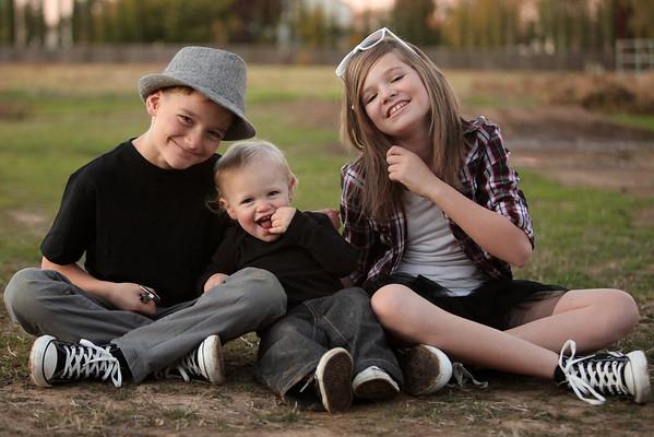 The Neel Kids ~ Mini Shoot