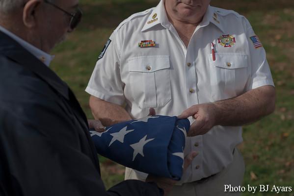 2016 Salem County Veterans Day Ceremony