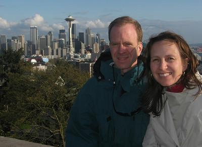 Lisa & Alvin Seattle - March 25-28, 2010