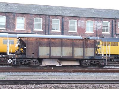 YGB-A/E 'Seacow' - EWS / DBS Bogie Ballast Hopper Wagon