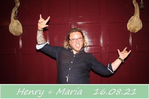 Henry + Maria