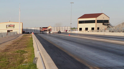 Dallas Raceway 2-26-2012 Bracket Racing!