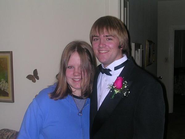 Prom Photos May 7, 2004
