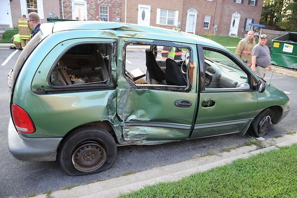 8/9/2010 Drunk Driver with 4 Kids in Van
