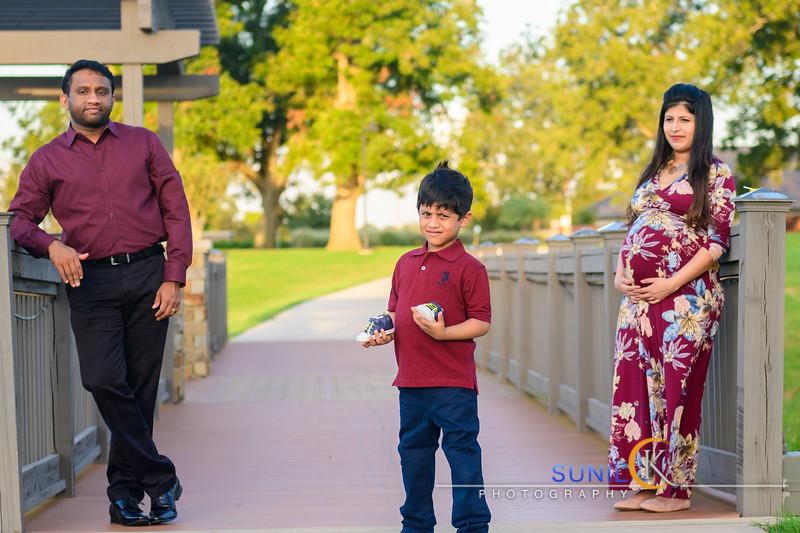 Teeja Maternity Shoot