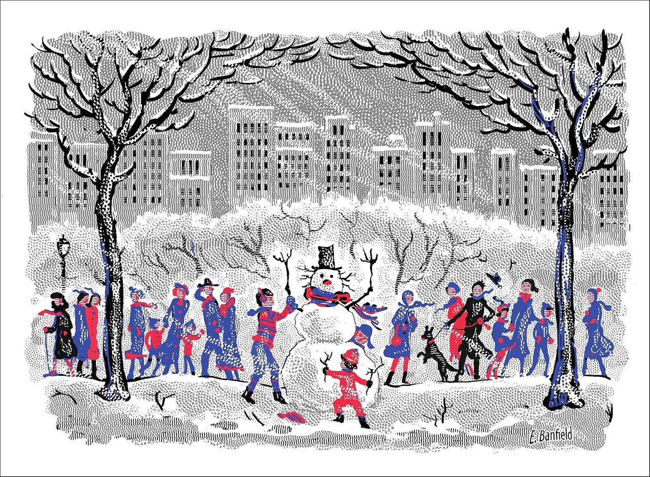 Snowman exp
