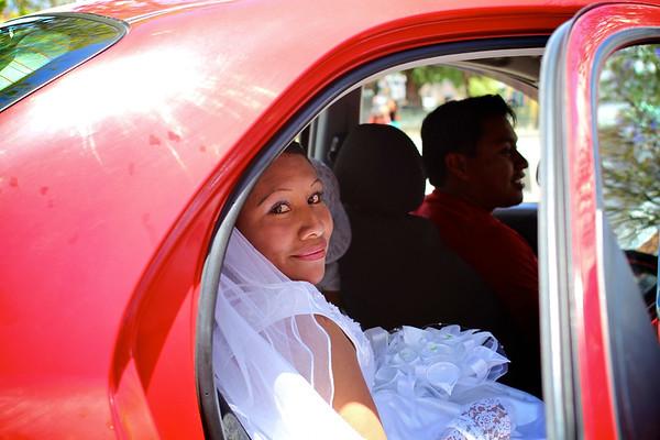 Wedding in Tumbaco