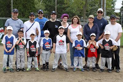 Rallye Cap Dodgers