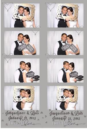 Jacqueline & Luis Wedding