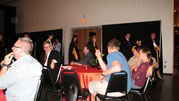 Brooke's OSU Masters Graduation