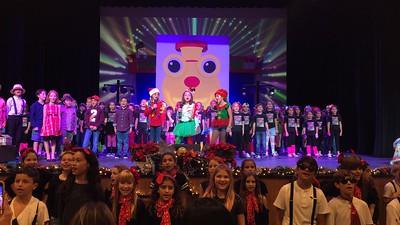 2018 Holiday Assembly 3rd - 5th Grade