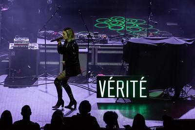 Nov 6, 2019 - Vérité, The Fillmore Detroit