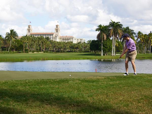 Day 1 - Golf