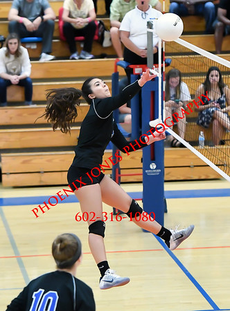 11-5-2016 - Fountain Hills vs. Valley Christian (AIA D3 Semifinal) Volleyball