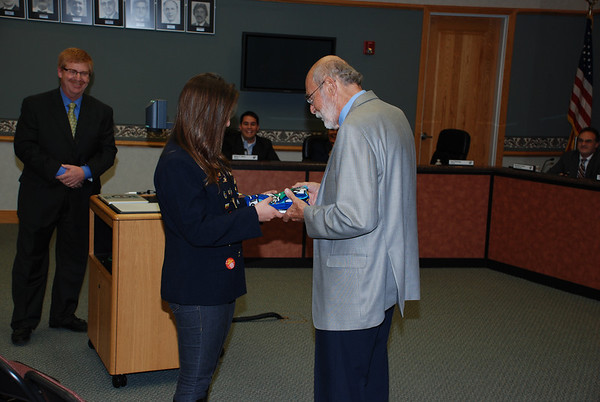 2011-10-13 Board Meeting