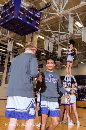 Broughton boys varsity basketball vs. Leesville. January 8, 2019. 750_1692