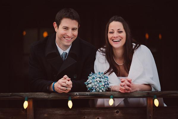 Jenaye and Jeff's Wedding 120812