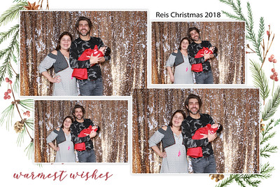 Reis Holiday Party 2018