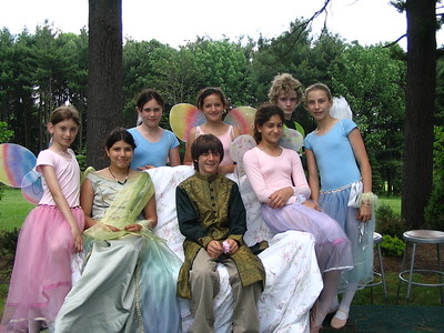 Midsummer Night's Dream from 6th grade