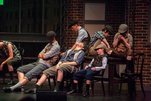 Newsies Act 2