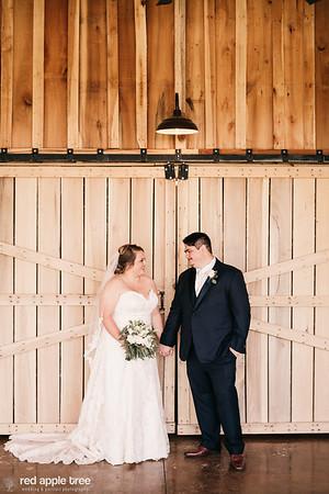 Erin + Dalton Wedding